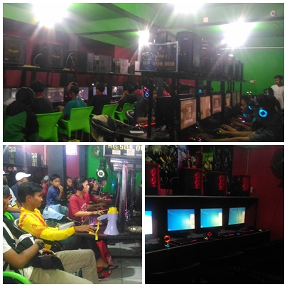 squid game center bukittinggi